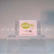 Пластины L Podofix ( пластины 22мм, 8шт салфет