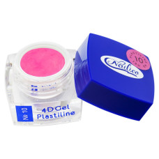 Гель-пластилин - 4D Gel Plastiline Nailico №10, 4г