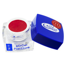Гель-пластилин - 4D Gel Plastiline Nailico №11, 4г