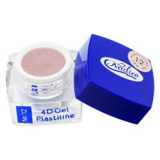 Гель-пластилин - 4D Gel Plastiline Nailico №12, 4г