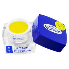 Гель-пластилин - 4D Gel Plastiline Nailico №04, 4г