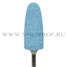 0634 С-3 Полировщик пулевидный синий большой