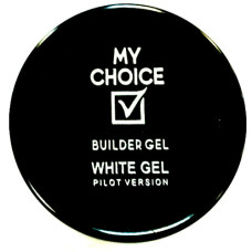 WHITE GEL MY CHOICE (15 ML)