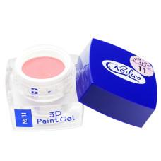 Гель-краска 3D Gel Nailico №11, 4г