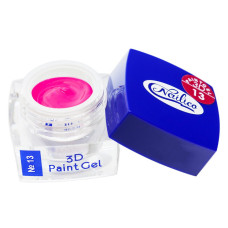 Гель-краска 3D Gel Nailico №13, 4г
