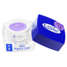 Гель-краска 3D Gel Nailico №15, 4г