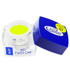 Гель-краска 3D Gel Nailico №07, 4г