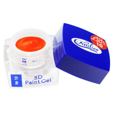 Гель-краска 3D Gel Nailico №10, 4г