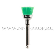 Щетка для шлифовки кожи и ногтей (Браш) зеленая