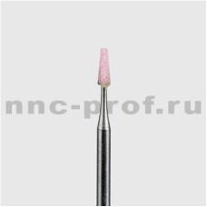 661/025 пулеобразный розовый корунд 2,5