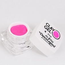 Clay Gel  4 - Pink