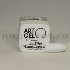 Art Gel 01 - White Белый