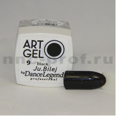Art Gel 09 - Black