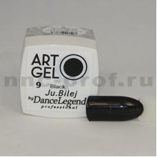 Art Gel 09 - Black