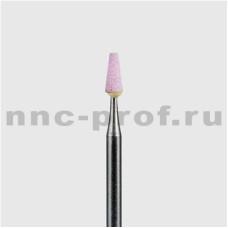 650/028 пулеобразный розовый корунд 2,8