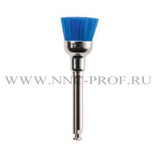 Щетка для шлифовки кожи и ногтей (Браш) синяя
