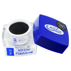 Гель-пластилин - 4D Gel Plastiline Nailico №02, 4г