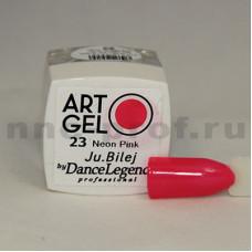 Art Gel 23 - Neon Pink
