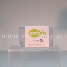 Пластины М Podofix ( пластины 19мм, 8шт салфетки)
