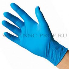 Перчатки Нитрил (М) 100шт/уп